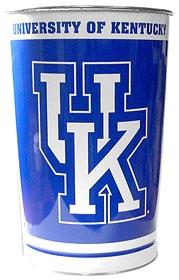 Kentucky Wildcats Wastebasket