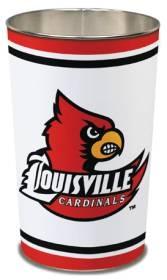 Louisville Cardinals Wastebasket