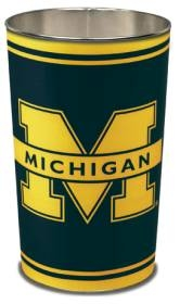 Michigan Wolverines Wastebasket