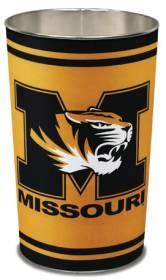 Missouri Tigers Wastebasket