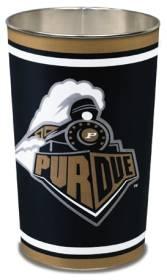 Purdue Boilermakers Wastebasket