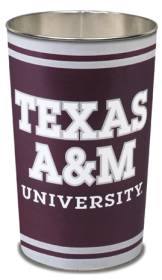 Texas A&M Aggies Wastebasket