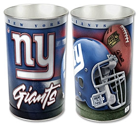New York Giants Wastebasket