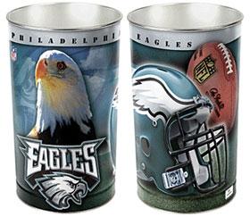 Philadelphia Eagles Wastebasket