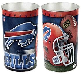 Buffalo Bills Wastebasket