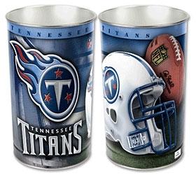 Tennessee Titans Wastebasket