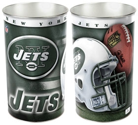 New York Jets Wastebasket