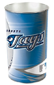Toronto Blue Jays Wastebasket
