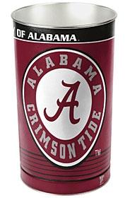 Alabama Crimson Tide Wastebasket