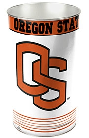Oregon State Beavers Wastebasket