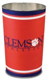 Clemson Tigers Wastebasket