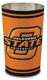 Oklahoma State Cowboys Wastebasket