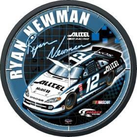Ryan Newman Round Clock