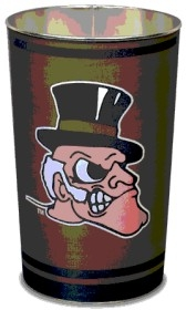 Wake Forest Demon Deacons Wastebasket