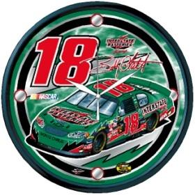 Bobby Labonte Round Clock