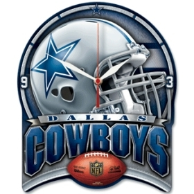 Dallas Cowboys High Definition Clock