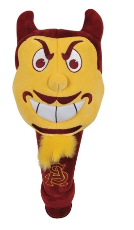 Arizona State Sun Devils Mascot Headcover