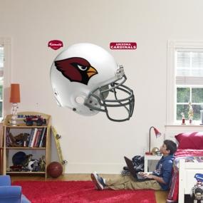 Arizona Cardinals Helmet Fathead