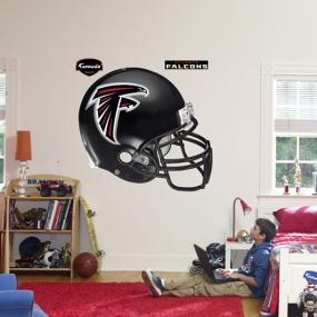 Atlanta Falcons Helmet Fathead