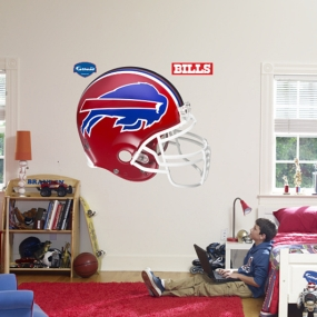 Buffalo Bills Helmet Fathead