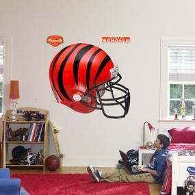 Cincinnati Bengals Helmet Fathead
