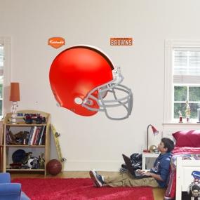 Cleveland Browns Helmet Fathead