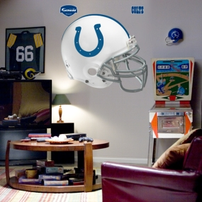 Indianapolis Colts Helmet Fathead