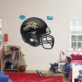 Jacksonville Jaguars Helmet Fathead