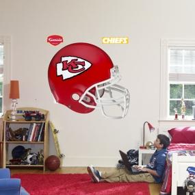 Kansas City Chiefs Helmet Fathead