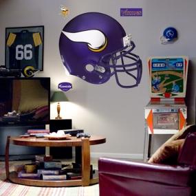Minnesota Vikings Helmet Fathead