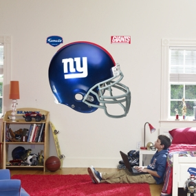 New York Giants Helmet Fathead