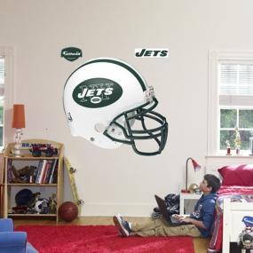 New York Jets Helmet Fathead