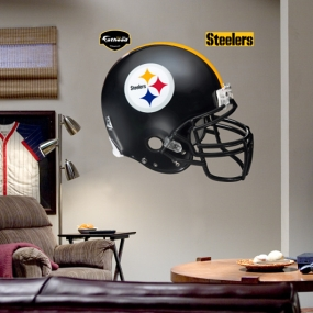 Pittsburgh Steelers Helmet Fathead