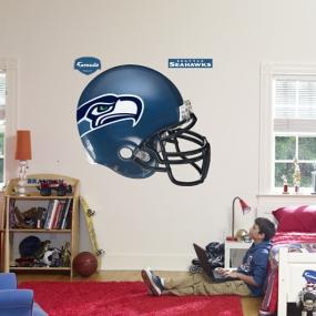 Seattle Seahawks Helmet Fathead