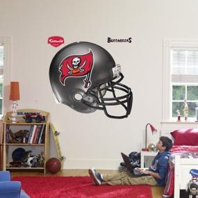 Tampa Bay Buccaneers Helmet Fathead