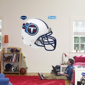 Tennessee Titans Helmet Fathead