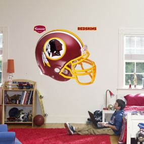 Washington Redskins Helmet Fathead