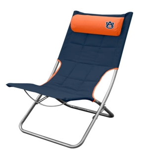 Auburn Tigers Lounger Chair