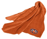 Auburn Tigers Fleece Throw Blanket