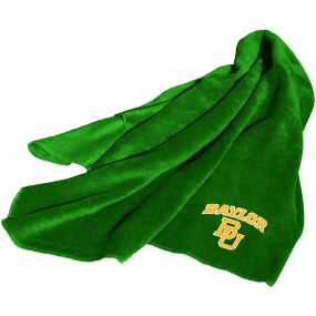 Baylor Bears Fleece Throw Blanket