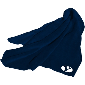 Brigham Young Cougars Fleece Throw Blanket