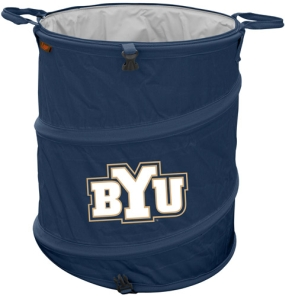 Brigham Young Cougars Trash Can Cooler