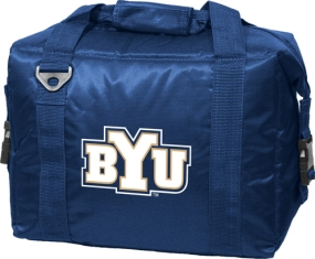 Brigham Young Cougars 12 Pack Cooler