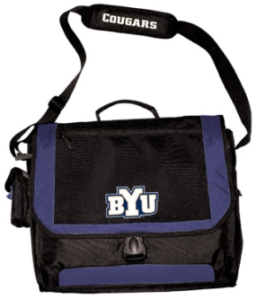 Brigham Young Cougars Commuter Bag