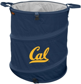 California Golden Bears Trash Can Cooler