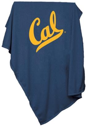 California Golden Bears Sweatshirt Blanket