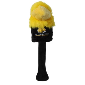 Southern Miss Golden Eagles Mascot Headcover