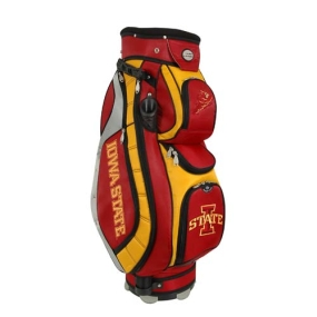 Iowa State Cyclones Letterman's Club II Cooler Cart Golf Bag