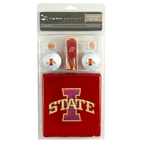 Iowa State Cyclones Golf Gift Set