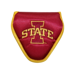 Iowa State Cyclones Mallet Putter Cover